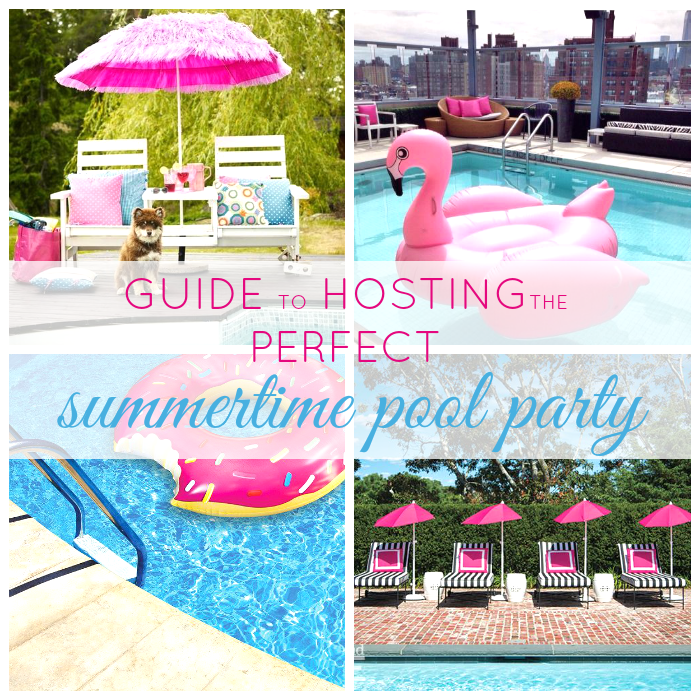 Hosting the Perfect Pool Party