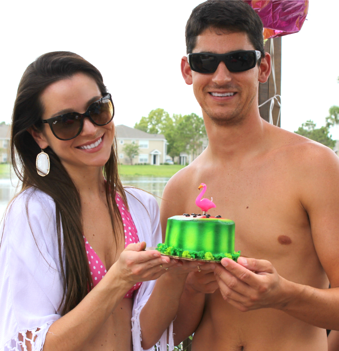 Cute summer pool party ideas for adults