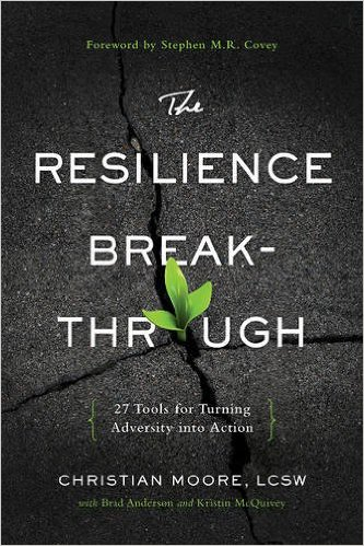 The Resilience Break-Through, Christian Moore, Mental Illness, Stephanie Ziajka, Diary of a Debutante