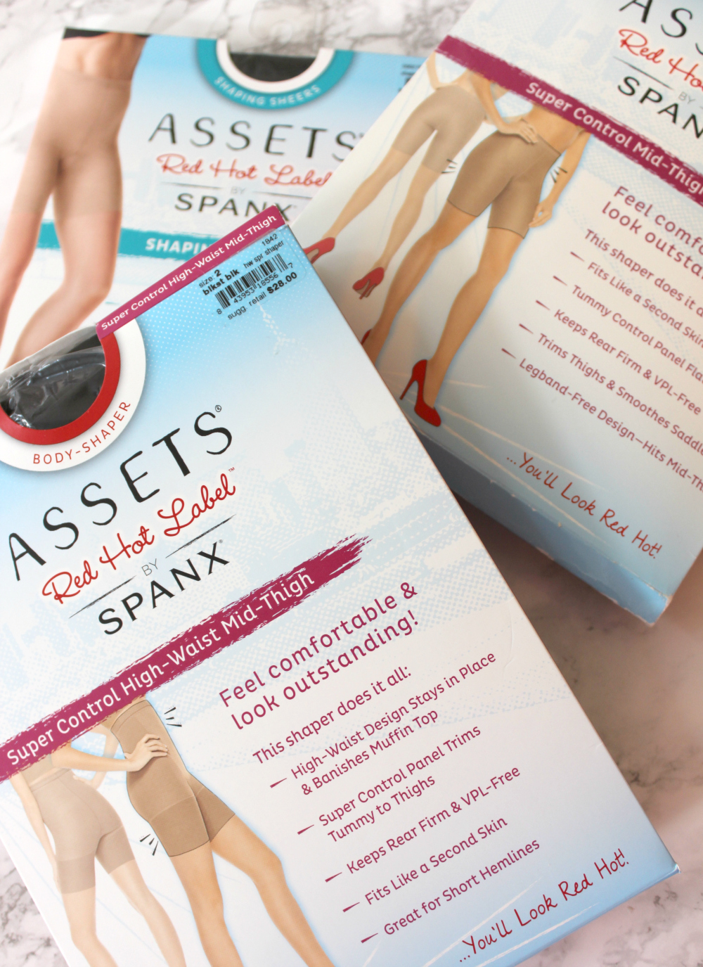 Kohl's Perfect Pair, Intimate Apparel, Rules of Intimate Apparel, Assets by Spanx, Spanx, Cheap Shapewear, Stephanie Ziajka, Diary of a Debutante