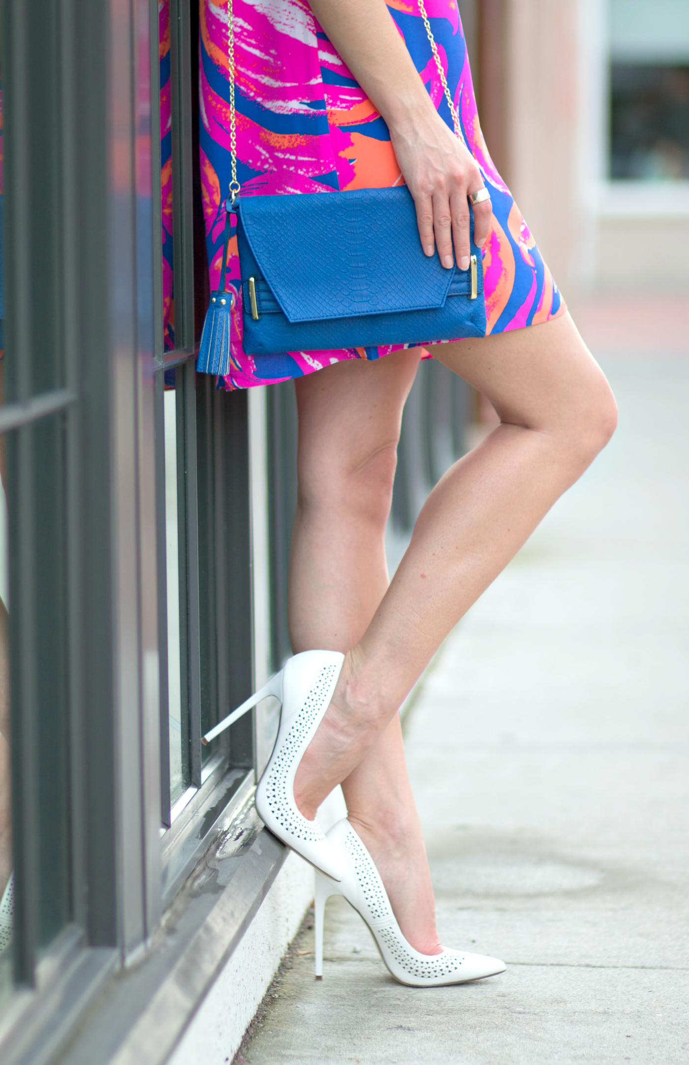 Lilly Pulitzer Jackie Summer Shift Dress