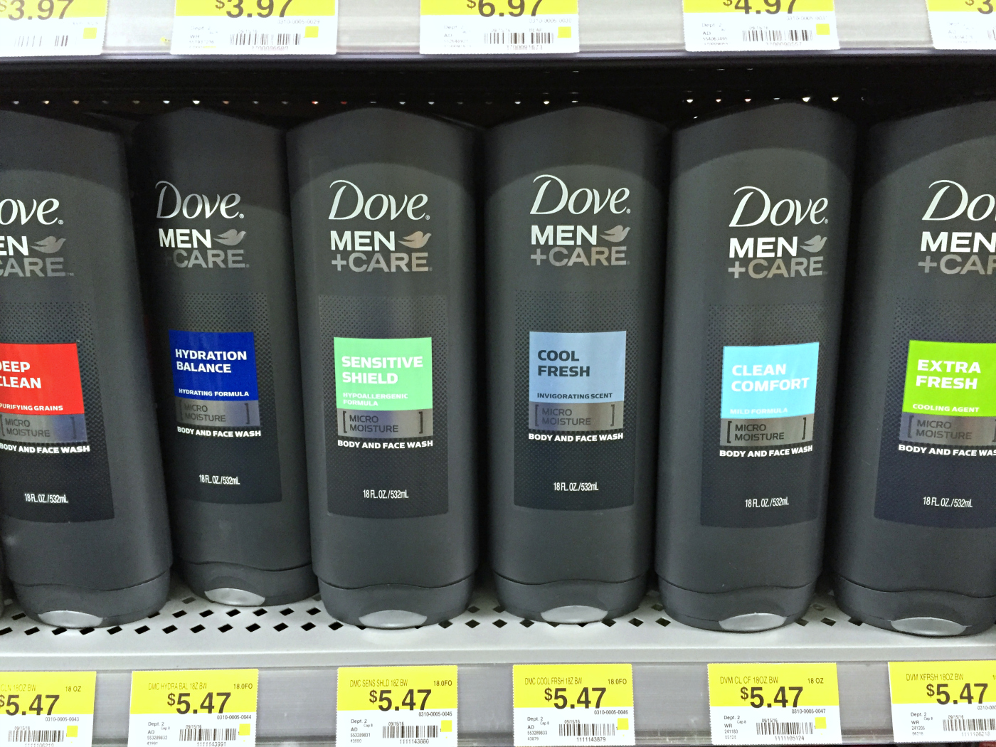 Best drugstore products for men