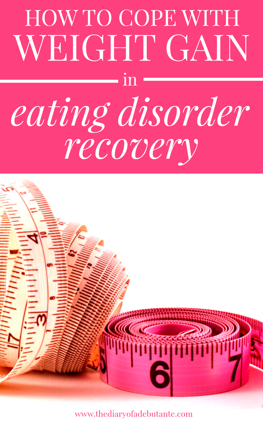 Commonly used strategies for coping with weight gain in eating disorder recovery
