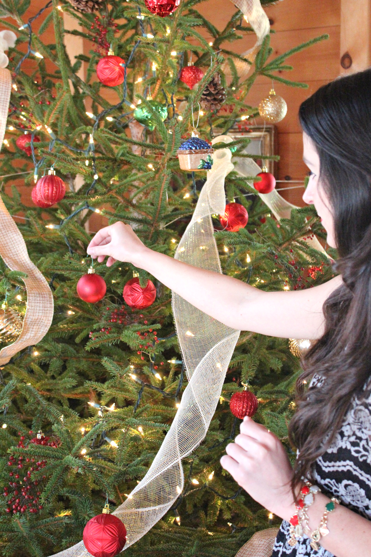 Tips for affordable country Christmas decor