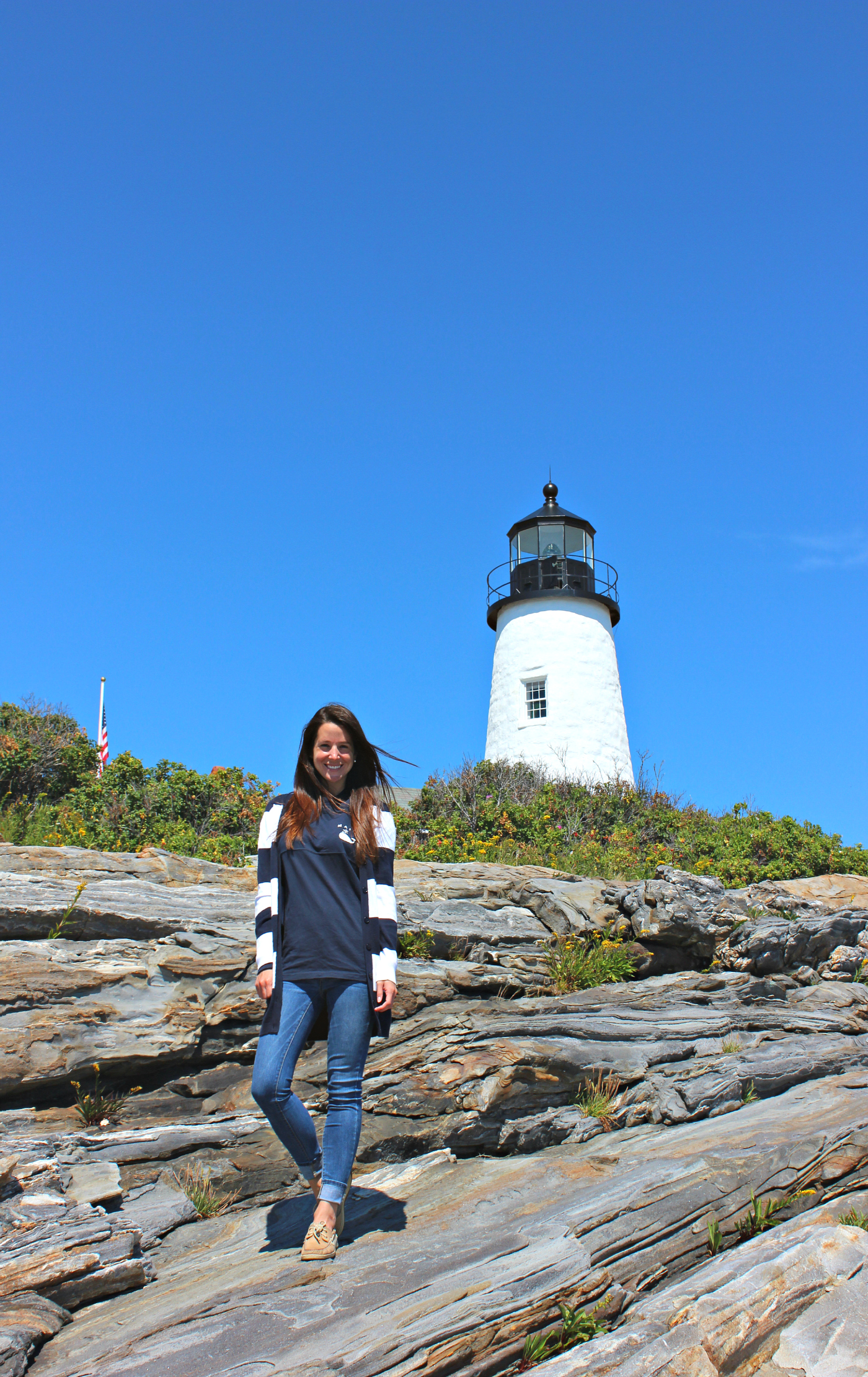 A collection of Maine travel ideas for summer, fall, and winter