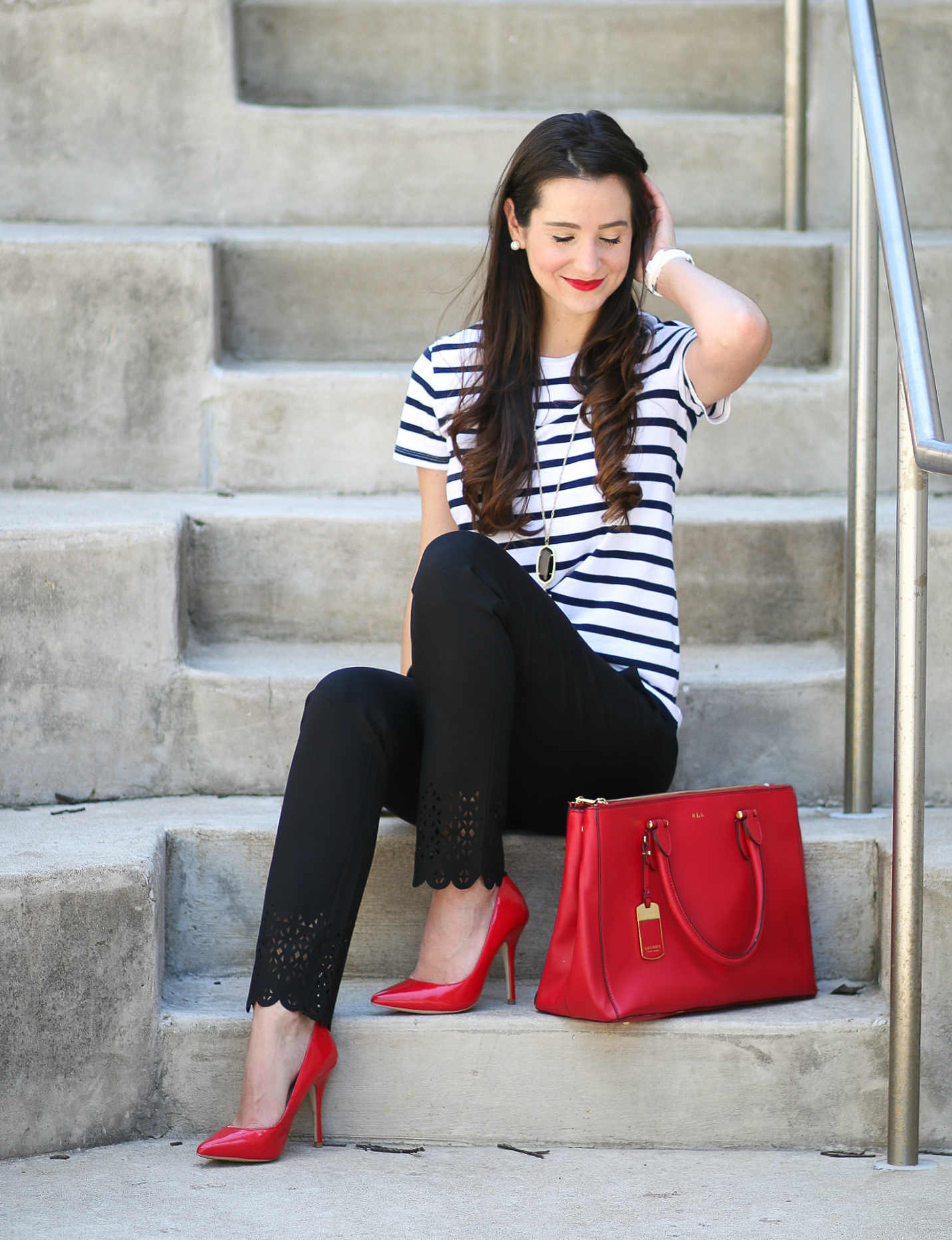 Stylish Business Casual Outfit Ideas from Banana Republic
