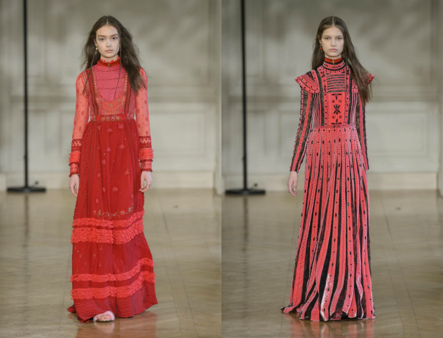 Fall 2017 Fashion Trends from NYFW by fashion blogger Stephanie Ziajka from Diary of a Debutante
