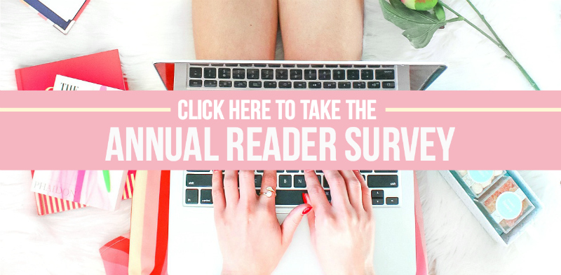 Diary of a Debutante's annual reader feedback survey and top ten posts of 2017 by fashion blogger Stephanie Ziajka from Diary of a Debutante