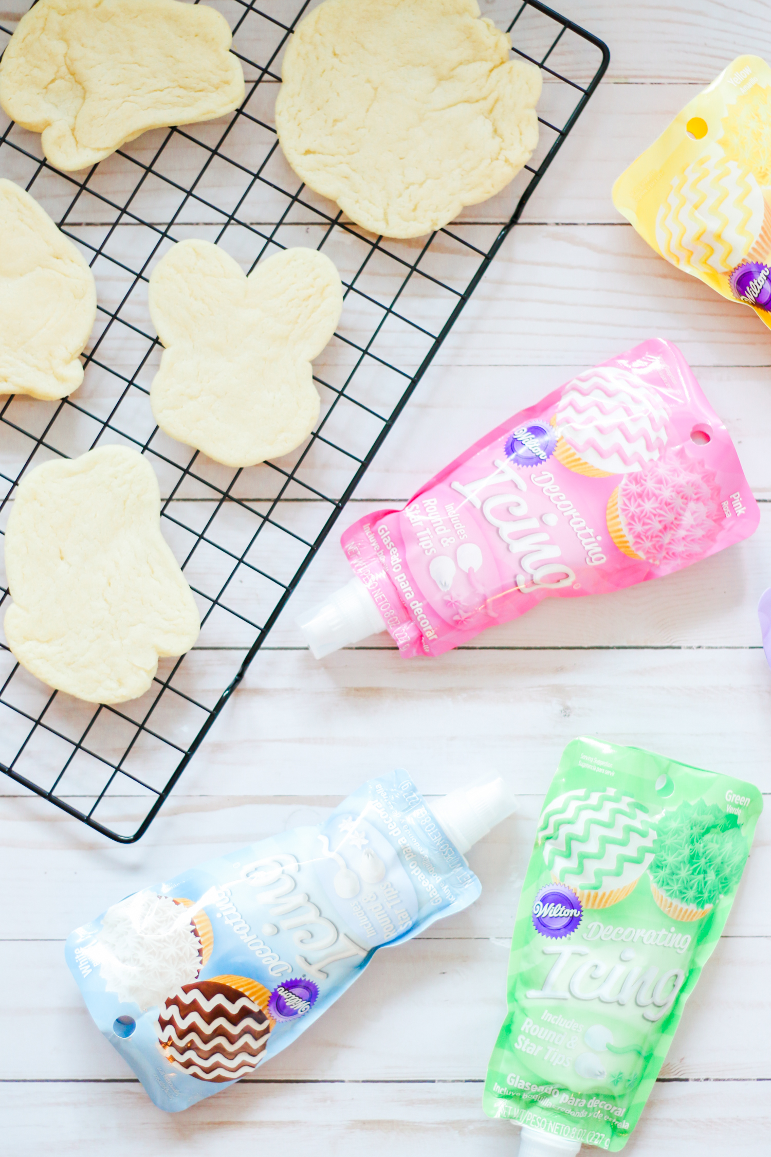 Spring Cravings: How to Survive Your Sweet Tooth with Heartburn by southern lifestyle blogger Stephanie Ziajka from Diary of a Debutante, best way to get rid of heartburn, Omeprazole ODT, Omeprazole orally disintegrating tablet review, Easter cookie baking