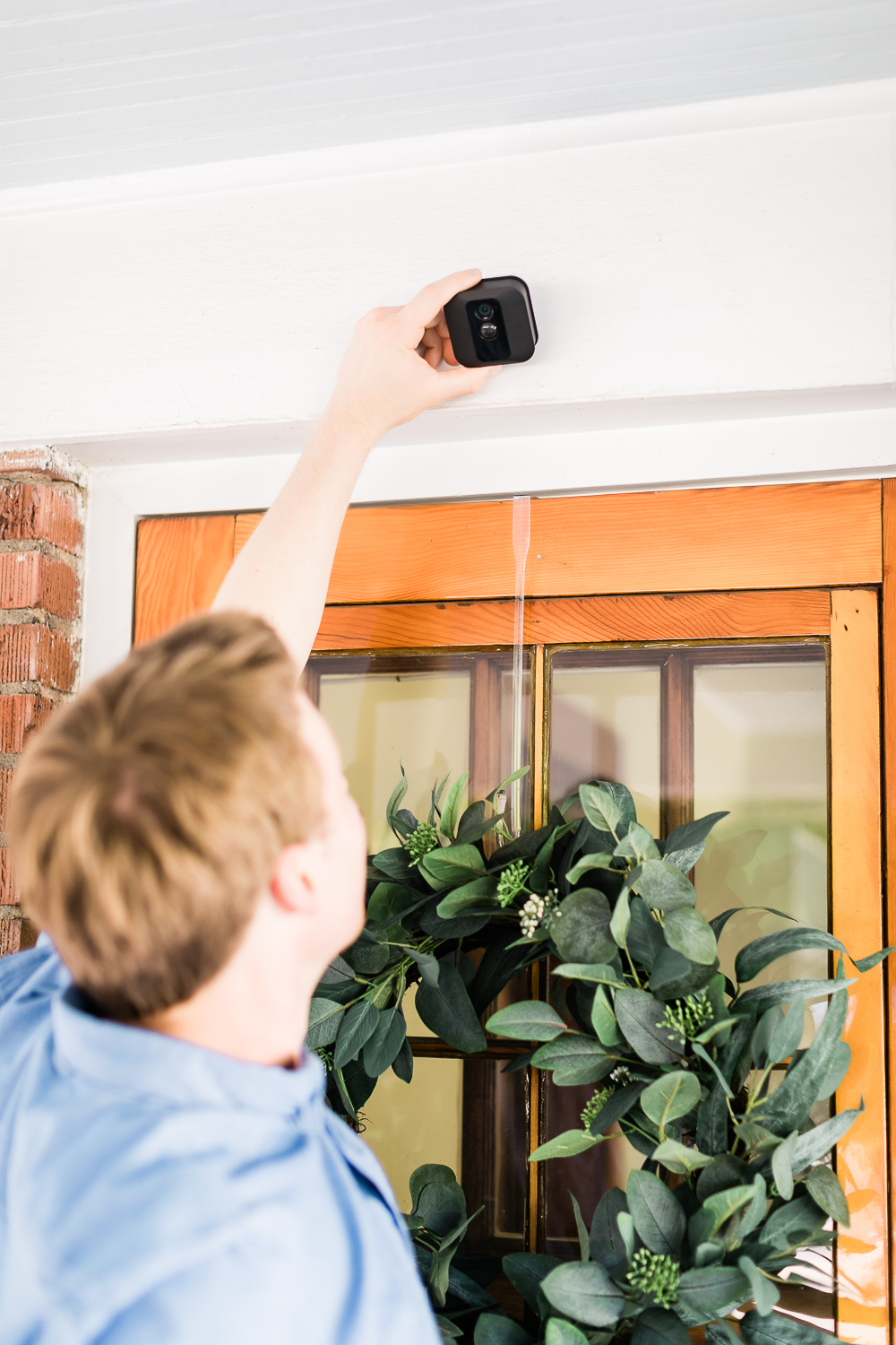 Blink XT Review: Why We Chose the Blink Home Security System by southern lifestyle blogger Stephanie Ziajka from Diary of a Debutante, blink camera review, blink home security review, best diy home security system