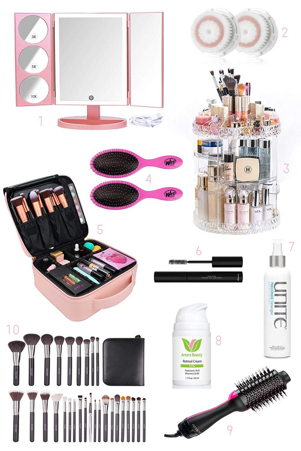 top prime day beauty deals, best prime day 2019 beauty deals, Best Prime Day 2019 Deals by popular affordable fashion blogger Stephanie Ziajka from Diary of a Debutante
