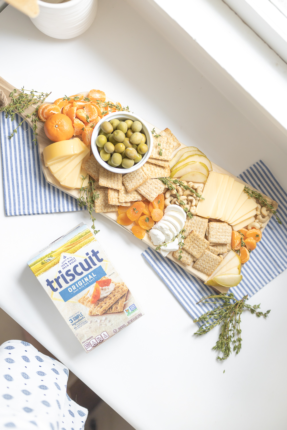 Blogger Stephanie Ziajka shares a handful of budget-friendly cheese board ideas on Diary of a Debutante