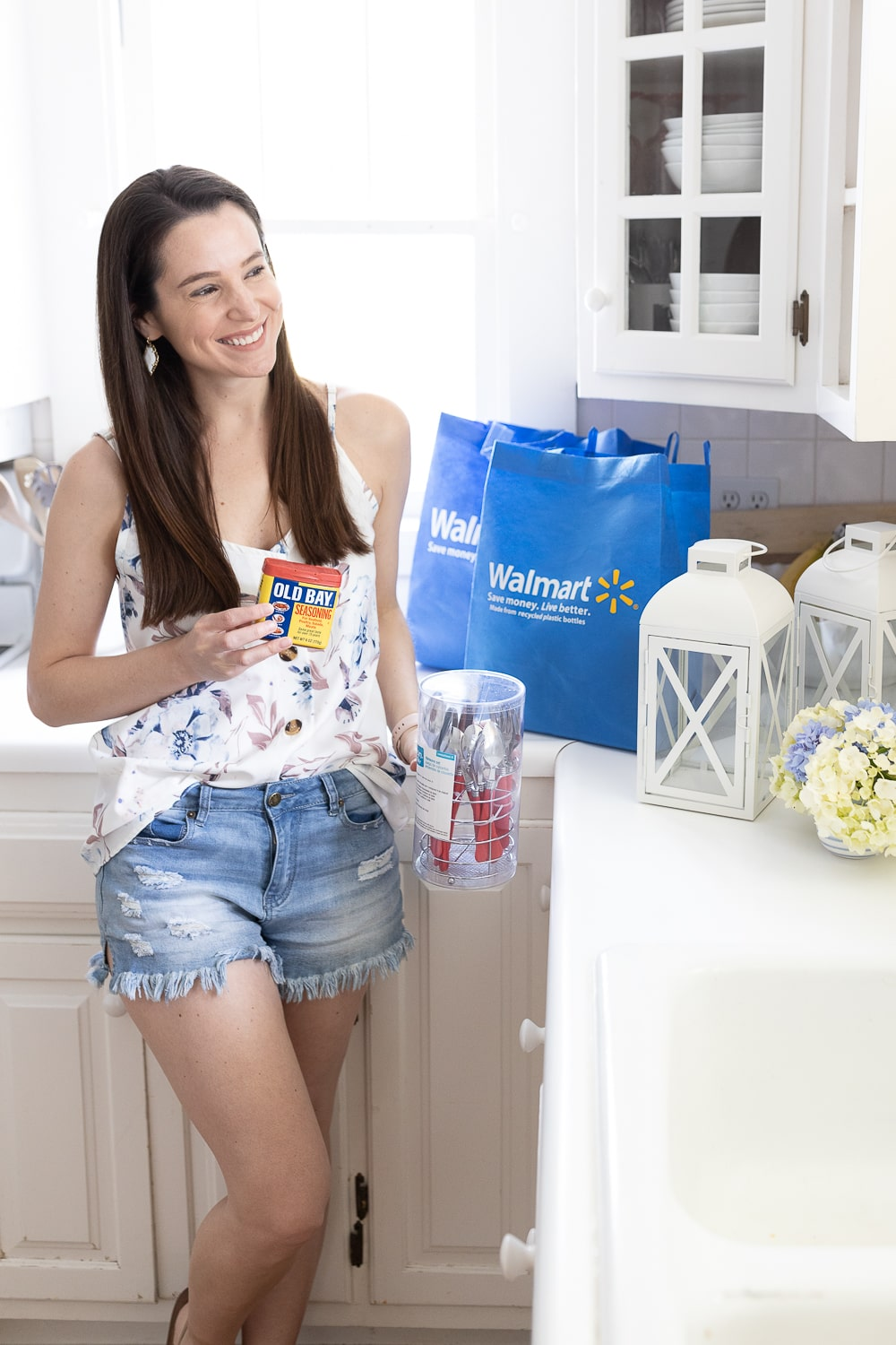 Blogger Stephanie Ziajka talks about if a Walmart+ membership is worth it on Diary of a Debutante